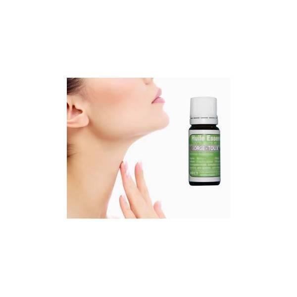 Elixir essentiel pour la gorge