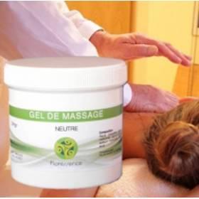 gel de massage neutre pour soin aux huiles essentielles pot 200 ml. Black Bedroom Furniture Sets. Home Design Ideas