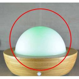Chapeau en verre, accessoire de remplacement pour diffuseur brumisateur
