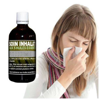 Inhalation anti rhume aux 4 huiles essentielles 100 ml