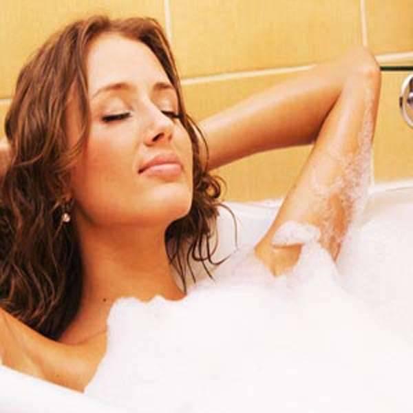 Préparation pour bain parfumé spécial pour la détente