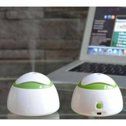 Diffuseur Ioniseur USB Ball rose