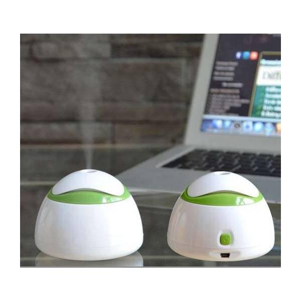 Diffuseur Ioniseur USB Ball Vert