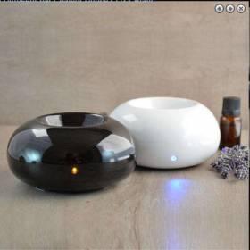 Diffuseur d'arome porcelaine à chaleur douce Cosy Blanc
