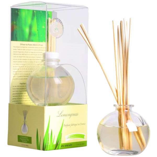 zDiffuseur par capillarité parfum Lemongrass