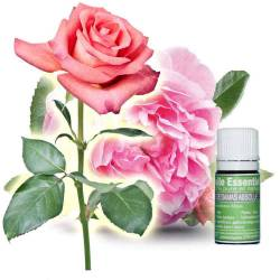 Huile essentielle Rose de damas Absolue 2 ml