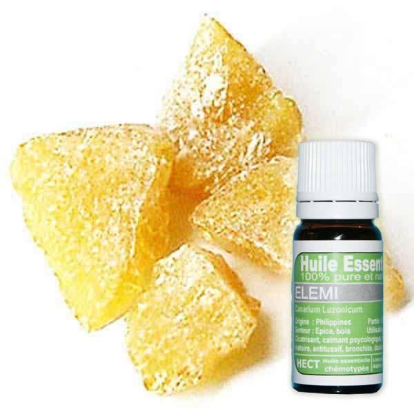 huile essentielle Elemi qualité premium