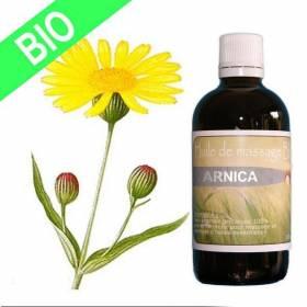 Huile de massage a l'Arnica BIO 100 ml