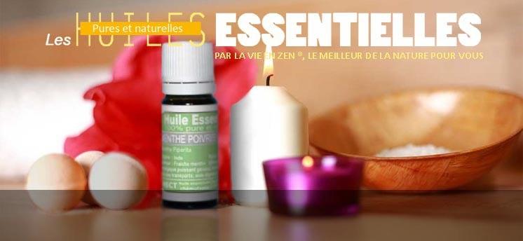 Les huiles essentielles la vie en zen