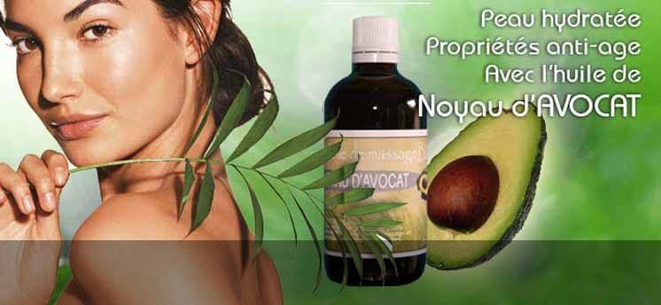 Vente d'huile de massage