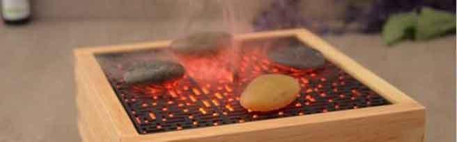 TEST : Le diffuseur d'huiles 'Kaori' à effet Réality
